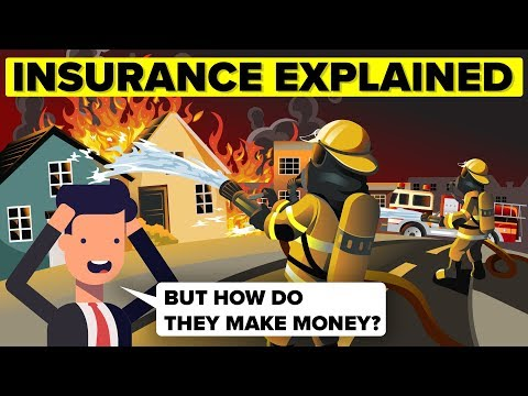 Insurance Explained - How Do Insurance Companies Make Money