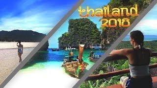 THAILAND TRIP 2018 | BANGKOK/KHAO SOK/KOH PHANGAN/PHUKET