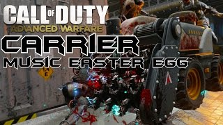 MUSICAL EASTER EGG: 3 Toy Sharks!▐ Advanced Warfare: EXO ZOMBIES on CARRIER!