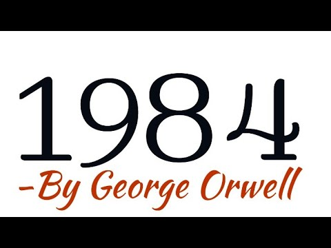 1984 by george orwell in hindi Summary, Analysis and Explanation