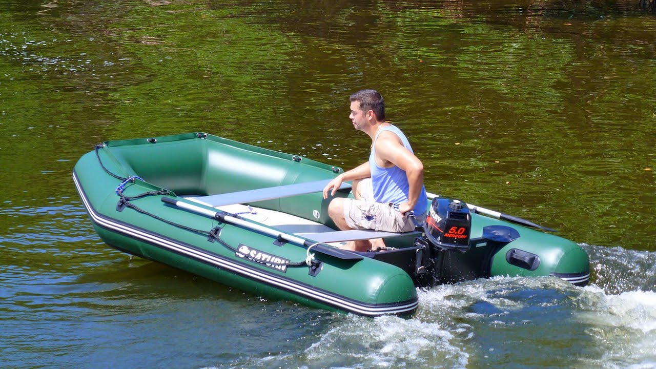 how to make a speed boat with a motor