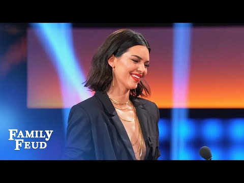Hey! Who invited THE PRESIDENT??? | Celebrity Family Feud
