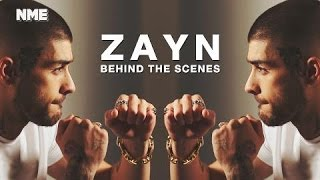 Zayn Malik: Behind The Scenes On His NME Covershoot