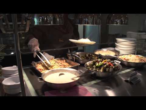 Miami Hurricanes | Dining Hall and Training Table | Tour
