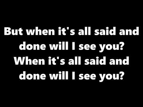Poo Bear feat Anitta - Will I See You LETRA