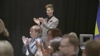 Seth Owen Speaks at Major Donor Leadership Summit