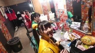 小山ひな(ピンク) 2016年4月、東名阪ツアーの楽屋から。 神宿(かみや...