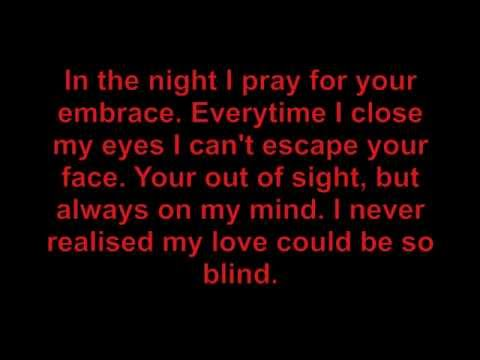 Whitesnake - Now You're Gone lyrics