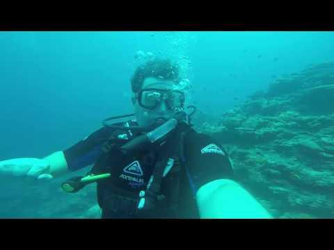 Hideaway Island Vanuatu birthday dive no2