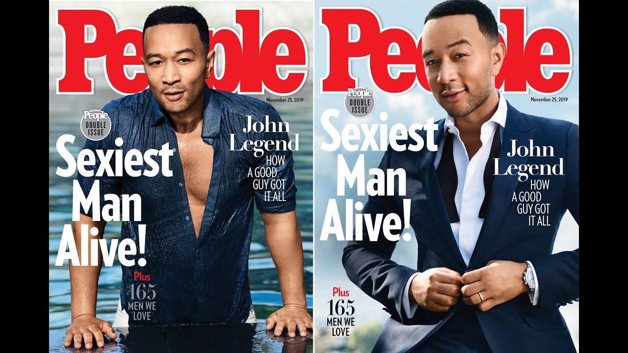 People Say That John Legend Is The Sexiest Man Alive…Do You Agree?