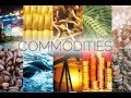 Looking at commodity ETF's
