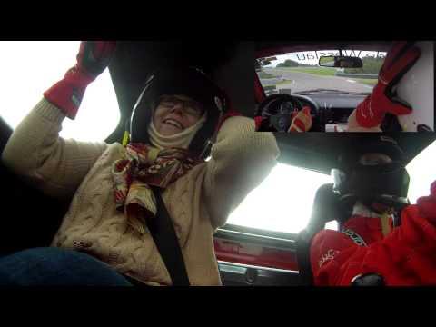 Mom Tries: MX5 Cup Car!