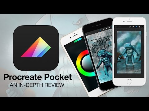 ProCreate Pocket Review - An In-Depth Look Mp3