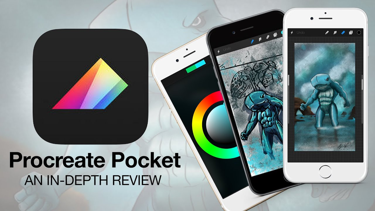 ProCreate Pocket Review - An In-Depth Look