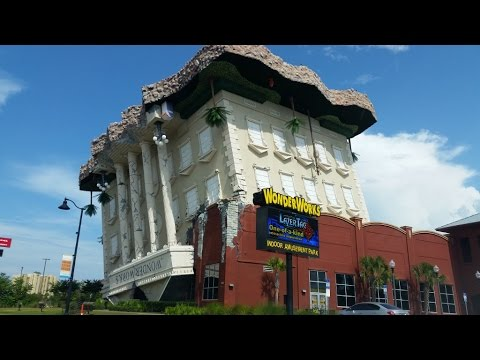 Wonder Works (upside down house)  Panama City Beach, FL