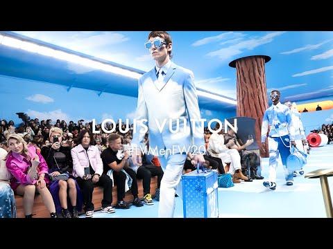 Louis Vuitton Men's Fall-Winter 2020 Fashion Show | LOUIS VUITTON