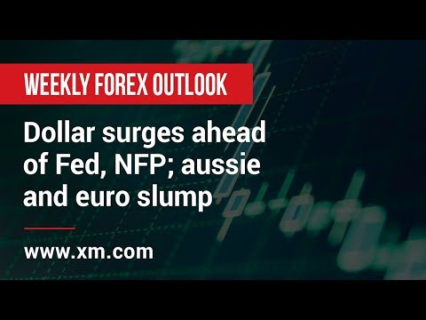 Weekly Forex Outlook: 25/04/2019 - Dollar surges ahead of Fed, NFP; aussie and euro slump