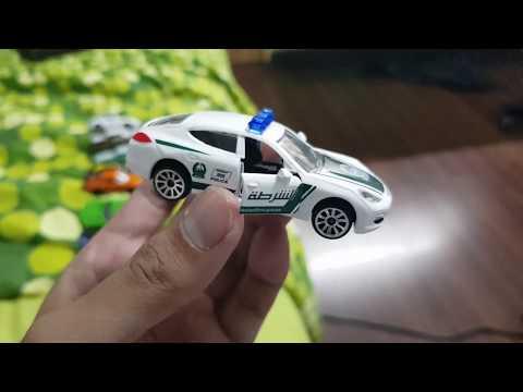 Porsche Panamera Dubai Police Majorette Review