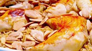 كبسة الدجاج - نضال البريحي