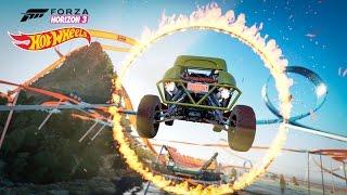 Forza Horizon 3 / ახალი DLC სახელად HOT WHEELS