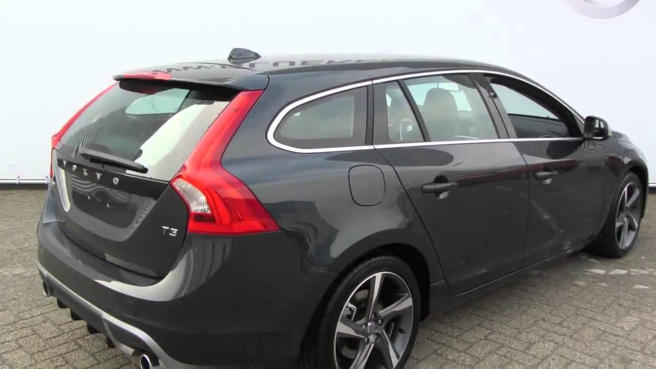 Volvo s60 savile grey metallic images - Volvo V60 T3 R Design Automaat Business Pro Nieuwe Auto Dealervoorraad
