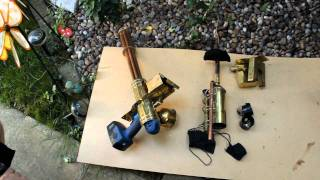 Building a Steampunk prop gatling gun
