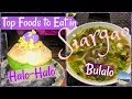 TOP FOODS TO EAT IN SIARGAO PHILIPPINES | Food Guide