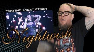Baixar NIGHTWISH - Storytime -LIVE @ Wacken (First Reaction)