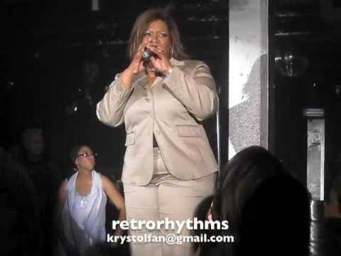 Sybil sings The Love I Lost (2008, Deep Sugar Baltimore)