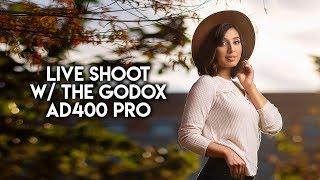 San Antonio Photo Walk w/ AD400 Pro - Live Photo Shoot