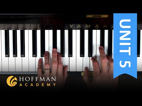 Ode to Joy: Hands Together - Piano Lesson 83 - Hoffman Academy
