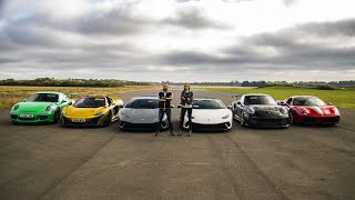 THE ULTIMATE SUPERCAR DRAG RACE - PART III