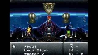 Chrono Trigger - Zeal Battle part 2