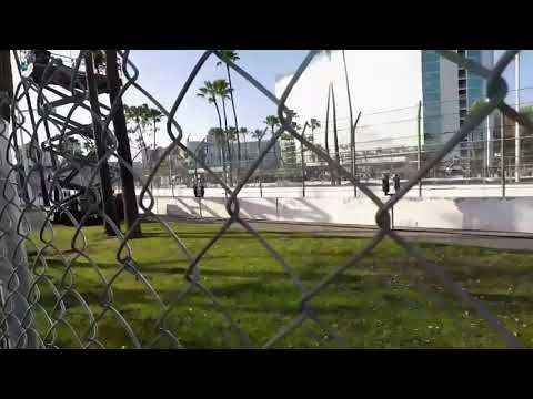 2018 Grand Prix formula race drift Long Beach CA short