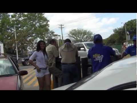 Gas Station Chicas Managua Nicaragua