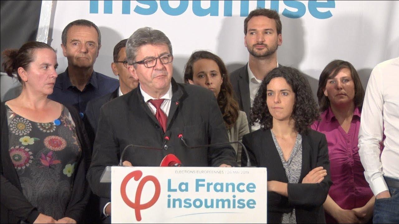 «C'EST L'HEURE DES COMBATS ET DES CARACTÈRES» - Européennes 2019