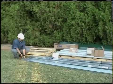 DIY Greenhouse Installation Video: Chapter 3 | Mueller, Inc