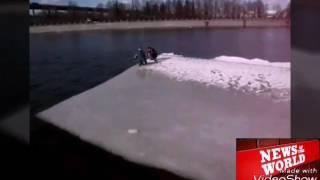 Клип.Гарик Харламов-тает лед.