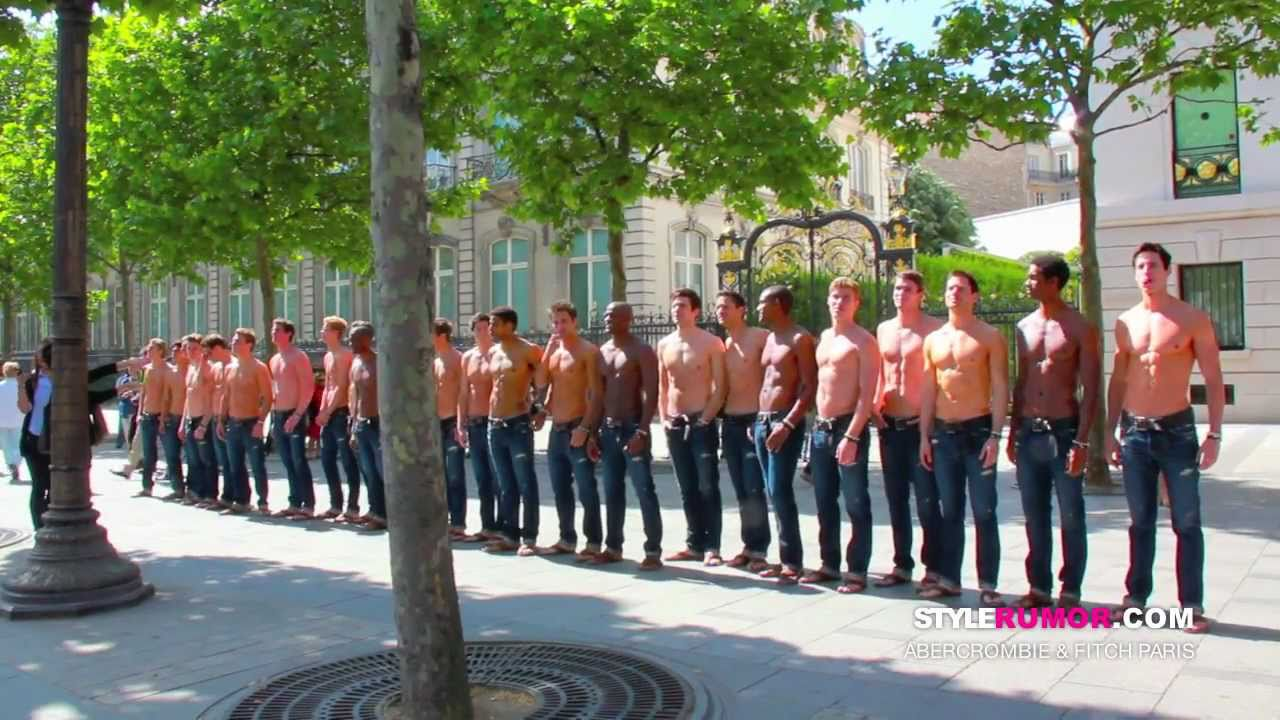 Abercrombie And Fitch Parijs