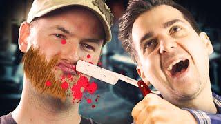 Beard Trimming Simulator - OneShot