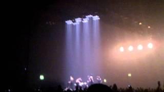 Rammstein - Mann gegen Mann Live 21.11.2011 in Friedrichshafen (Handy)