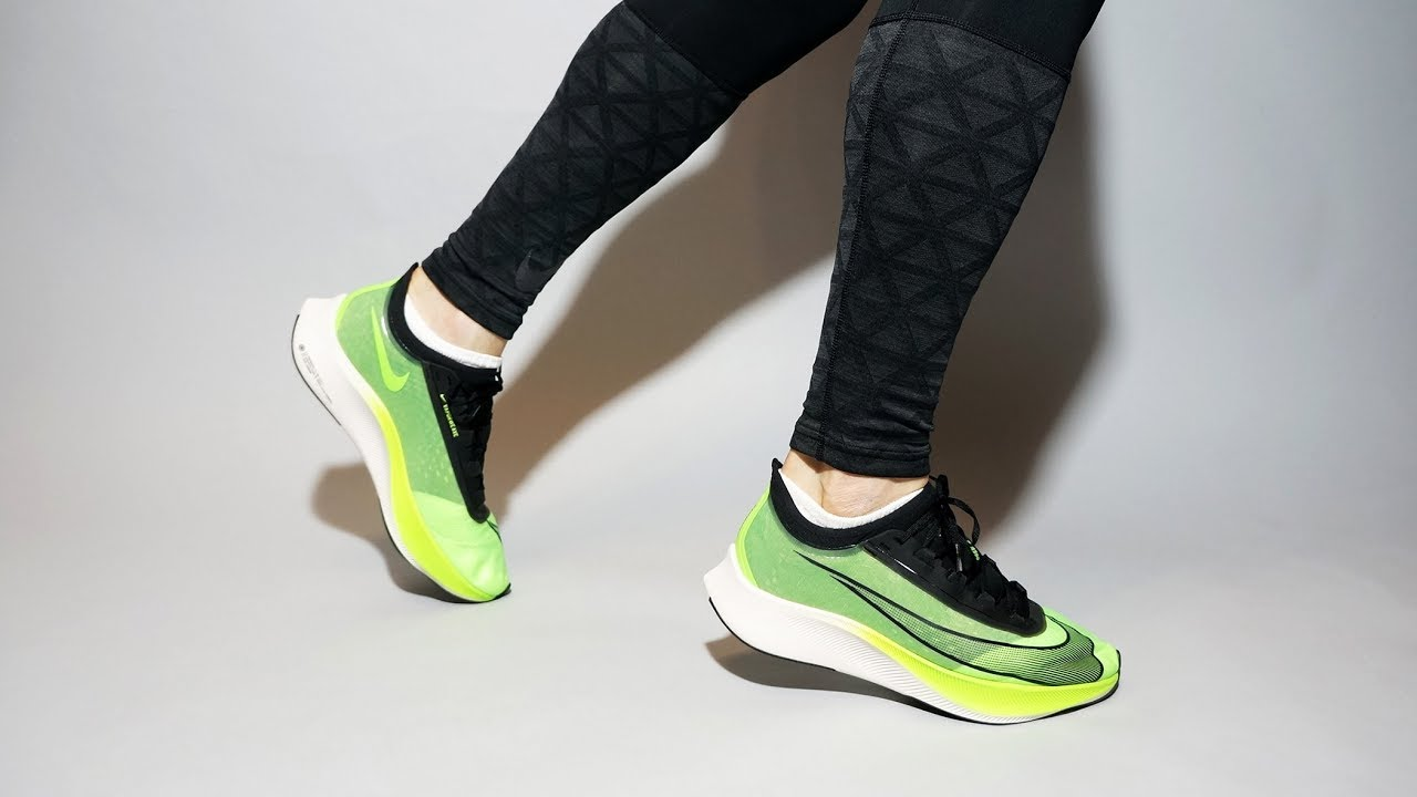 Nike Zoom Fly 3 Electric Green AT8240 300