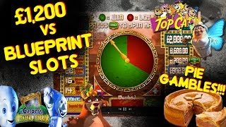 £1,200 vs BLUEPRINT Slots!!!!