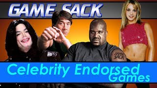 Celebrity Endorsed Games - Game Sack
