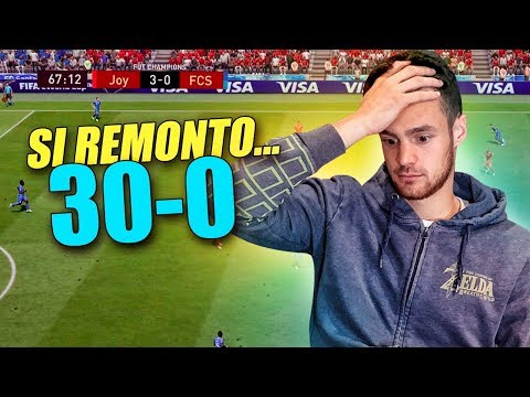 SI REMONTO ESTE PARTIDO CONSIGO EL 30-0!!