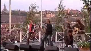 Björn Skifs - 60-talsmedley (Allsång på Skansen)