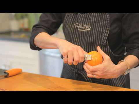 Zesting Citrus | Relish Cooking Tips