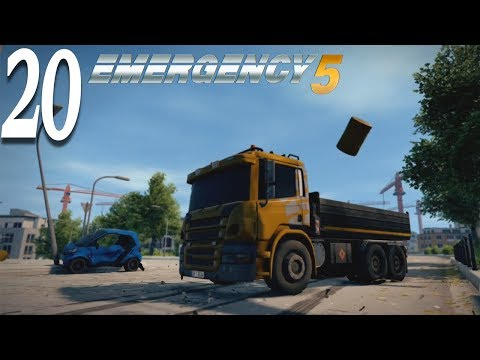 Emergency 5 - Earthquake! - Episode 20
