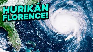 HURIKÁN FLORENCE! Jsme v nebezpečí?!