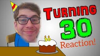 Brewstew - Turning 30 Reaction!